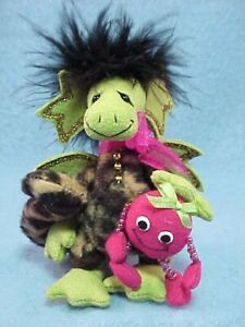 Deb Canham - Liquorice Dragon - From Year 2011 - LE #26 of 75 - New - Mint