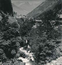 SUISSE c. 1940 - Maisons de Stalden - DIV8336
