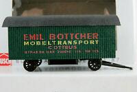 "Busch 59963 Möbelanhänger ""Emil Böttcher Möbeltransport Cottbus""1:87/H0 NEU/OVP"