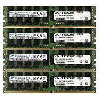 PC4-17000 LRDIMM 128GB Kit 4x 32GB Dell PowerEdge R730xd R730 R630 Memory RAM