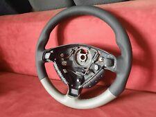 Irmscher Lenkrad Opel Astra G Zafira A Neu Bezogen Leder Multifunktion