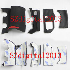 Original NEW Digital Camera Body Rubber Shell For Nikon D300 Repair Part + Tape