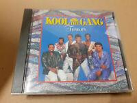 original ALBUM CD   KOOL AND THE GANG - FOREVER - FUNK CD 1986
