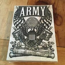 US ARMY Playing Cards Deck Brand New by Jackson Robinson