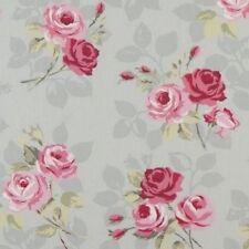 100% Cotton Clarke & Clarke Upholstery Craft Fabrics