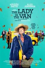 The Lady in the Van (DVD 2015) Maggie Smith is a delight. Beautiful movie.