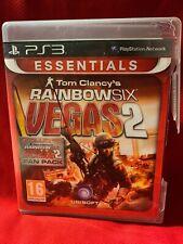 Tom Clancy's Rainbow Six: Vegas 2 (Sony PlayStation 3) PS3 Fan Pack