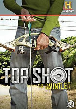 TOP SHOT: THE GAUNTLET: SEASON 3 (4PC) - DVD - Region 1 - Sealed