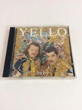 Yello Baby CD Mercury 1991 Phonogram Gmbh Koln France