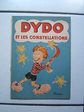 DURANNE / DYDO ET LES CONSTELLATIONS /  RENE TOURET