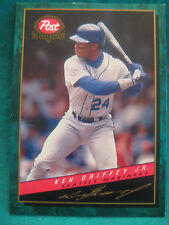 1994 Post Cereal #15 of 30-Ken Griffey Jr-Seattle Mariners-Hall of Famer