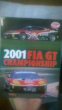 2001 FIA GT CHAMPIONSHIP Ferrari Porsche Automobili Gran Turismo Auto
