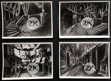 GEORGES WAKHEVITCH Décorateur RUY BLAS V. HUGO COCTEAU LIPNITZKI 4 Photos 1948