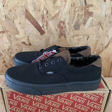 e1a650a4fa Vans Era 59 (Canvas and Leather) Black   Camo Size Mens 5 Womens 6.5