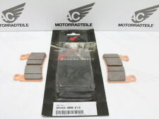 Honda CB 1300 Plaquette de Freins Jeu Roue avant Véritable Neuf