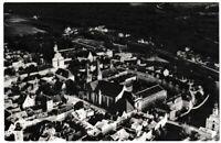 Ansichtskarte Eichstätt/Bayern - Totalansicht mit Kirche - schwarz/weiß