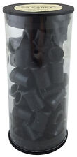 BJ Long Soft Touch Pipe Mouthpiece Stem Rubber Bits - 50 in each Tube - 1260K