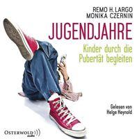 HELGE HEYNOLD - REMO H.LARGO,MONIKA CZERNIN: JUGENDJAHRE HÖRBUCH  2 MP3 CD NEU