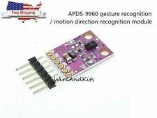 Apds 9960 Apds 9960 Proximity Light Rgb Color And Gesture Sensor Module Arduino