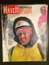 paris match n°722 walter bonatti grandes jorasses   1963
