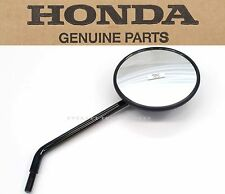 New Genuine Honda Mirror Left Right Glass 2001-2015 XR650L Rearview OEM #T161