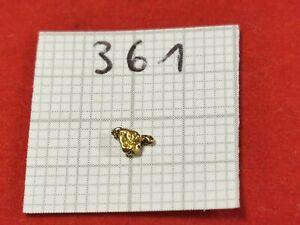 Alaska Yukon GOLD NUGGET Gold Nuggets! #361 Goldbarren Goldnugget Münze Coin
