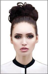 Mia Fluffy Hair Ponywrap, Synthetic Wig Hair Ponytail Holder, Stretchy 1pc