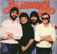 "ALABAMA "" THE TOUCH "" LP SIGILLATO 1986  COUNTRY   RCA"