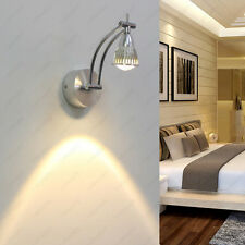 3W LED Wall Mount Lamp Fixture Picture Spot Light Cabinet Bedroom Vestibule Shop