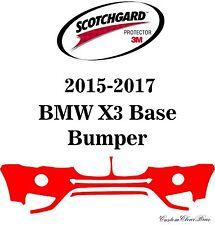 Genuine 3M Scotchgard Paint Protection Film Pre-Cut 2015 2016 2017 BMW X3 Base