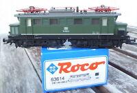 Roco 63614 H0 Elektro-Lok BR 144 093 DB Epoche 4 analog + DCC Digital einsetzbar