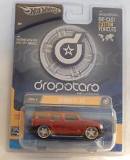 Hot Wheels Dropstars Hummer H3 Red Pro Circuit Real Riders