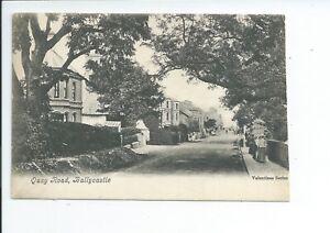 Printed postcard of Quay road Ballycastle Antrim N.Ireland good condition