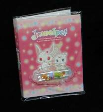Sanrio Jewelpet Stickers & Memo Pad