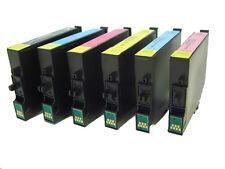 Pack De [ cualquier 6 ] Impresora Cartuchos De Tinta Para Epson Stylus Photo px720 / PX720WD