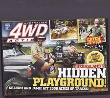 Documentary DVD & Blu-ray Movies 4WD Movie/TV Title
