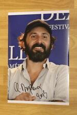 ORIGINAL Autogramm von Quentin Dupie. pers. gesammelt. 20x30 Foto. 100% ECHT
