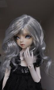 1/4 bjd doll head With Faceup