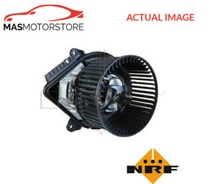 INTERIOR BLOWER FAN MOTOR LHD ONLY NRF 34021 P FOR PEUGEOT 405 II,406,106 I