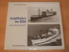 Sammlung Schiffahrt im Bild Linienfrachter II Hardcover!