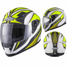Thermo-Resin Graphic Matt 3 Star Motorcycle Helmets