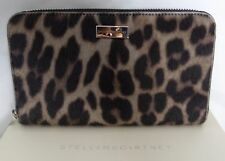 Authentic Stella McCartney Leopard  Wallet/Purse BNIB