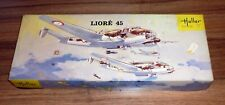 1968 Heller 1/72 scale Liore 45 (L391 Musee Series)
