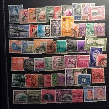British Commonwealth small lot of fine used stamps