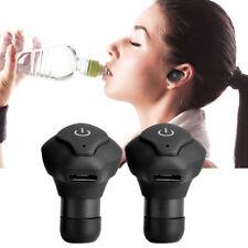 Mini TWS Twins Wireless Bluetooth Stereo Headset In-Ear Earphones Earbuds