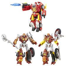 Transformers Platinum Edition PLANET OF JUNK Autobot WRECK-GAR HOT ROD JUNKION H