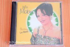 Julie Mabea Best of - Synthèse  Bassonga  Neglou  Mande  Samy ... 11T CD neuf