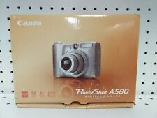 Canon PowerShot A580 DIGITAL CAMERA (8MP 4X zoom LCD..)