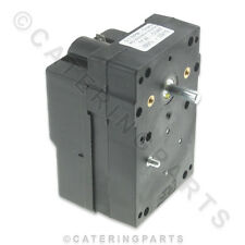 ICEMATIC 19440058 ICE MACCHINA GALLEGGIANTE Gear Motor in Plastica 0.7 giri/min 230V icemakers