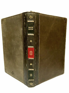 TWELVE SOUTH BookBook für iPad mini (1.-4.Gen.) Vintage Leder-Buch-Cover OVP